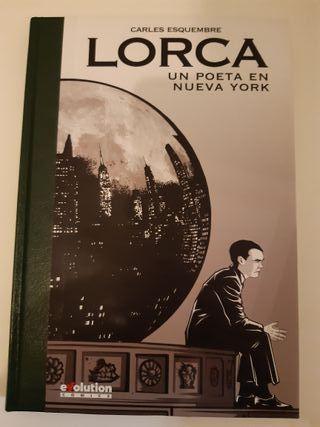 Lorca, Un poeta en Nueva York