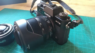 Objetivo cámara Fujifilm XF18-55mm F2.8-4 R LM OIS