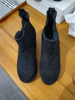 botín negro