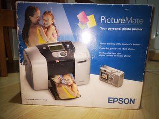 impresora de fotos