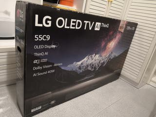 Recambios televisor LG OLED55C9PLA y mando magic