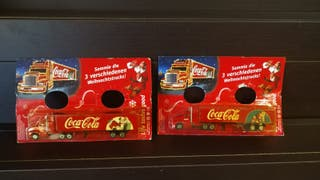 Cocacola trucks