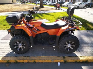 ATV / QUAD CForce 450L