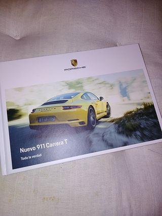 catálogo 911 carrera T
