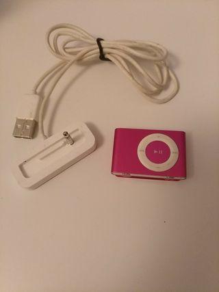 iPod shuffle 1 GB rosa