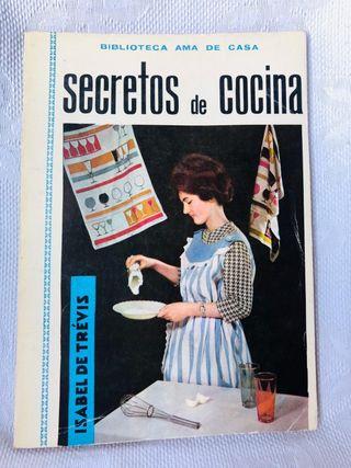 Recetarios antiguos de cocina