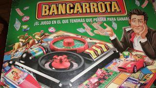 JUEGO BANCARROTA DE PARKER DE LOS 80