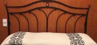 Cabezal cama matrimonio