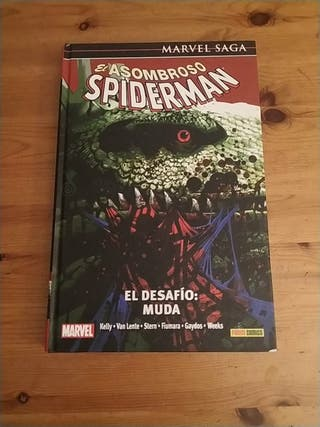 Spiderman Marvel Saga 27