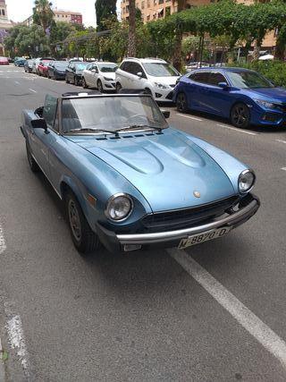 Fiat 124 Spider 1964