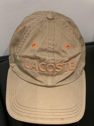 Gorra Lacoste original