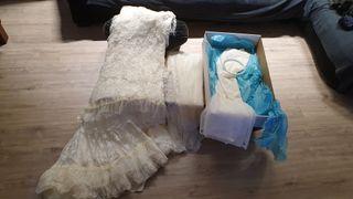Vestido de novia Yolan Cris