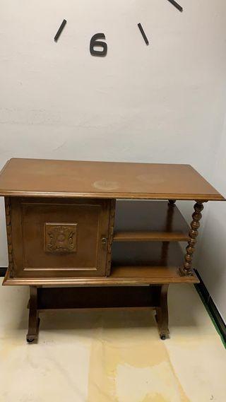 Mueble bar y tv