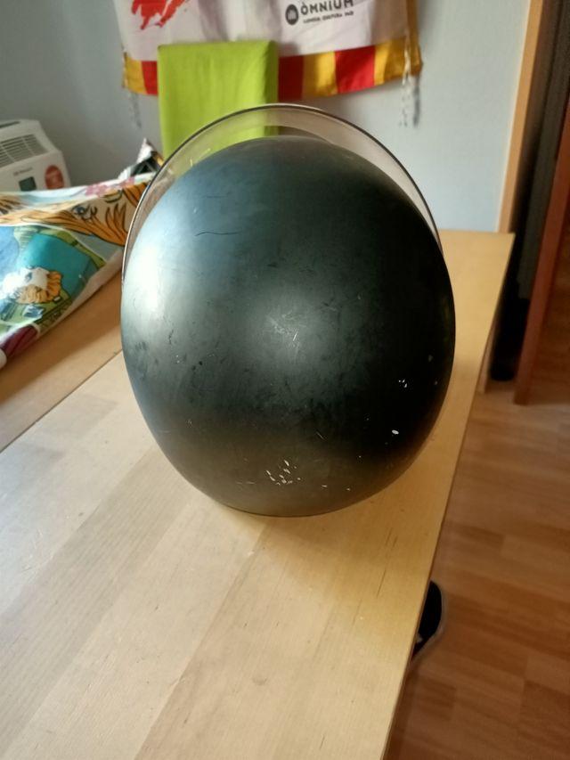 casco moto talla L