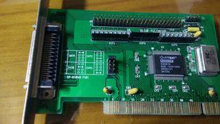 Controladora SCSI ncr 53c810