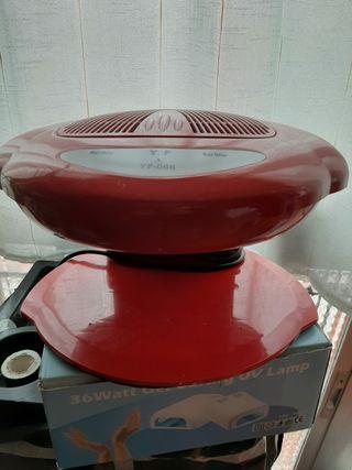 secadora de esmalte