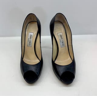 Zapatos, tacon alto, Jimmy Choo