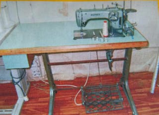 Máquina de coser Refrey 430 de segunda mano por 150 € en A