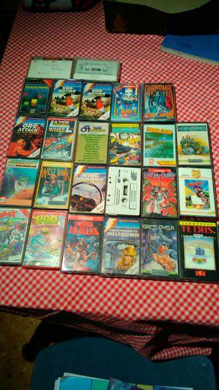 juegos commodore amstrad