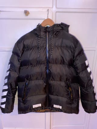 Off white Puffer jacket