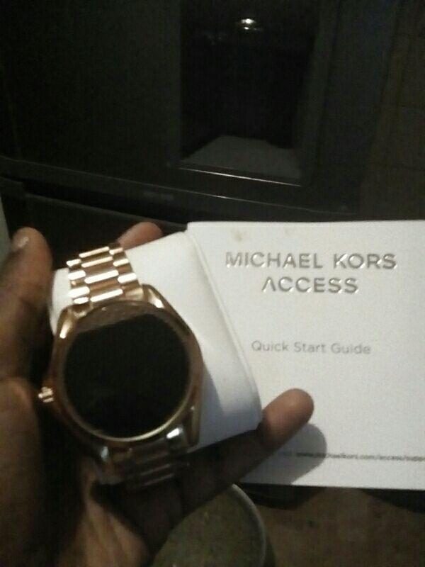 Michael kors wristwatch