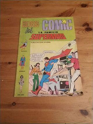 Colosos del comic La Familia Superman 11