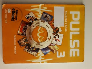 Libro de texto secundaria Pulse 3 (Inglés)