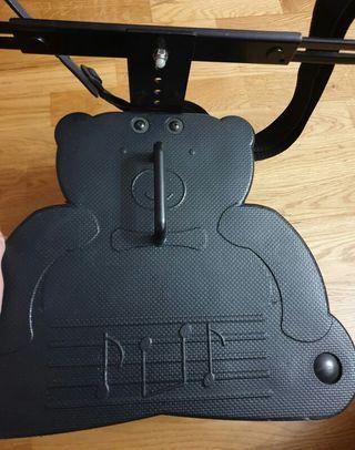 Patinete para silla de paseo niños