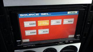 Radio pantalla alpine