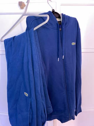 Lacoste Full tracksuit Blue