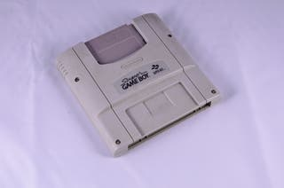 SUPER GAMEBOY DE SUPER NINTENDO