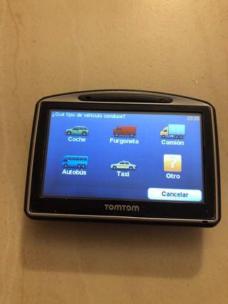 GPS TomTom GO-7000 Truck.