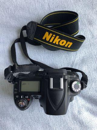 Lote Nikon D90 con 18-200 y 10-24 mm