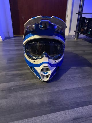 Motorbike, Helmet, Gloves, Goggles, Shirt, Armour