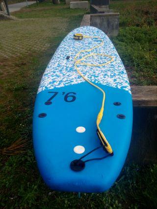 tabla surf manual 7,6