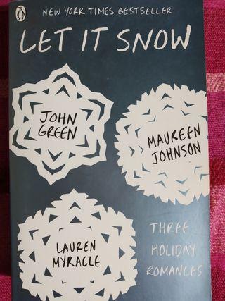Novela Let it snow