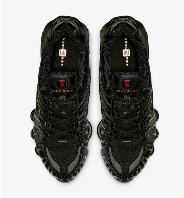 authentic Mens Nike Shox Tl UK Sizes