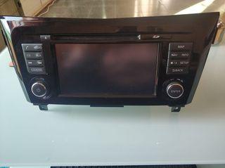 radio caseta coche pantalla