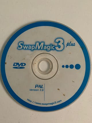 Magic Swap3 Plus Ps2