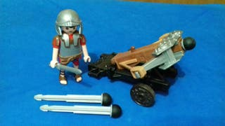 Playmobil Romano con Ballesta
