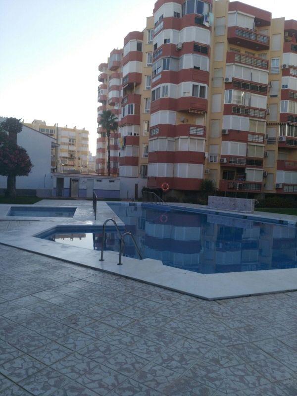 estudio en alquiler para larga temporada (Torre del Mar, Málaga)