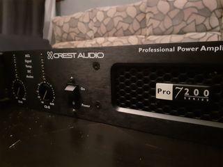 Crest Audio 7200 Pro