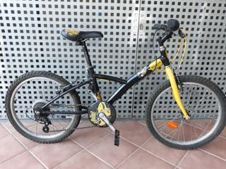 Bicicleta niño 8 años