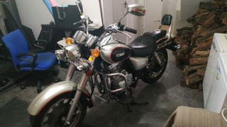 csr custom 125cc