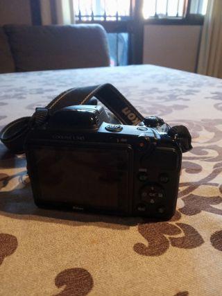 cámara de fotos nikon coolpix L340