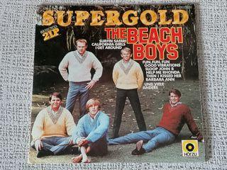 "doble lp vinilo THE BEACH BOYS ""SUPERGOLD"""