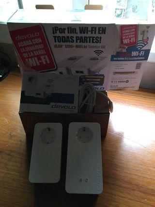 devolo dLAN 1200+ WiFi ac PLC