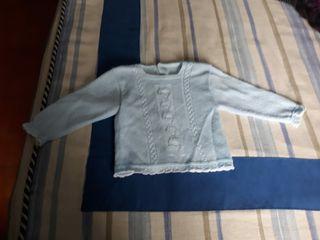 jersey y bata niño