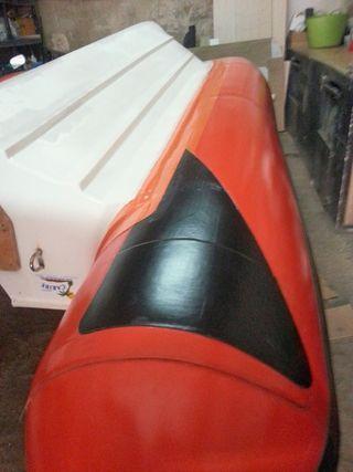 reparación de flotadores