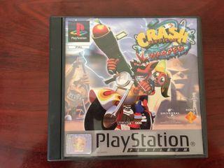 Crash Bandicoot 3 warped Juego PSone PSX